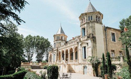 Chateau Sainte Cecile