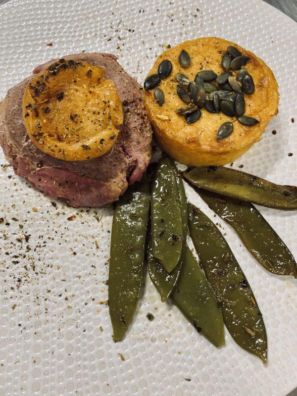 plat mariage repas à table traiteur grand Belle Provence Réception Caterer homemade food
