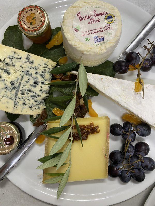 fromage planche maitre fromager local circuit-court sud de france repas traiteur mariage