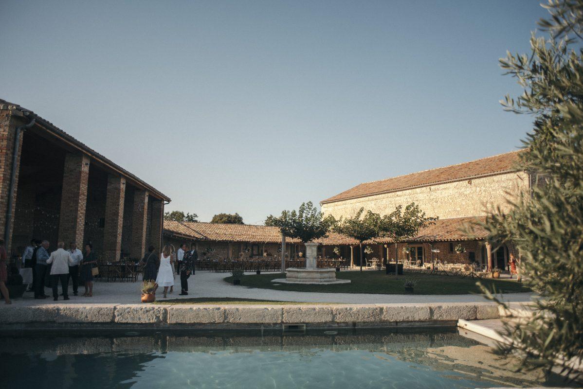 Mariage Domaine de Sarson Provence Réception Traiteur Location Evenement Sud de France