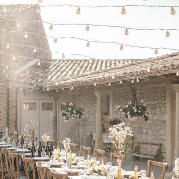 Domaine Sarson Mariage Albane DelaCommune Provence Réception Traiteur Sud de France WoodConceptRéception